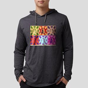 Buddha and Bodhisattvas Dunhua Long Sleeve T-Shirt