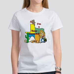Texas Geocaching Shirt T-Shirt