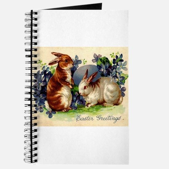 """""""Easter Bunnies"""" Journal"""