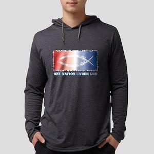 One Nation God Long Sleeve T-Shirt