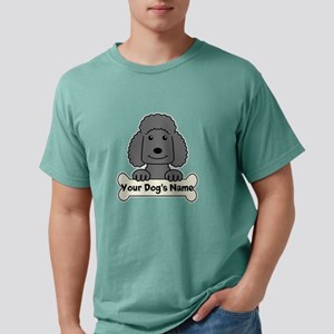 Personalized Poodle White T-Shirt