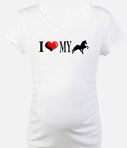 Unique I heart my landseer Shirt