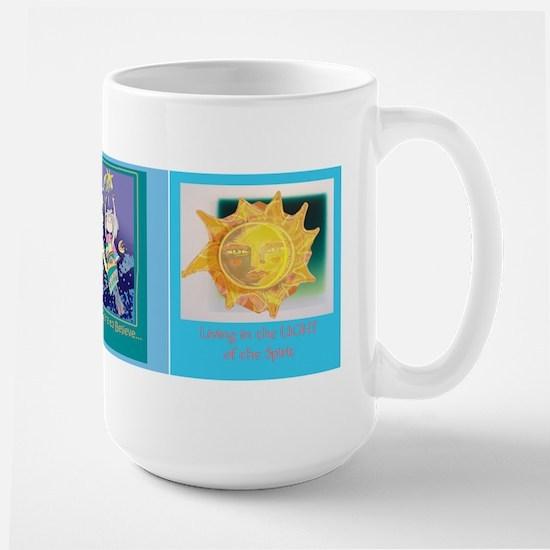 Recovery Triptic Large Mug