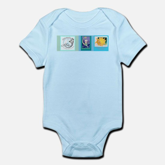 Recovery Triptic Infant Bodysuit