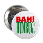 """Bah Humbug!"" Button (10 pack)"