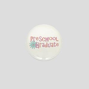 Preschool Graduation Mini Button