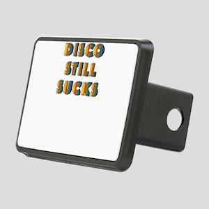 Disco Still Sucks Design Rectangular Hitch Cover
