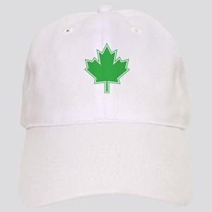 81aaf9fea4587 Canada Goes Green Yard Sign366249359 Baseball Hats - CafePress