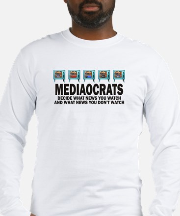 Mediacrats Long Sleeve T-Shirt