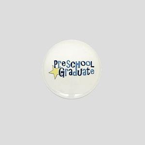 Preschool Graduate Mini Button