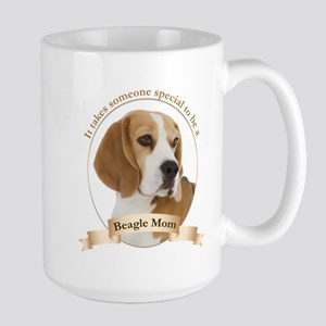 Beagle Mom Travel Mugs