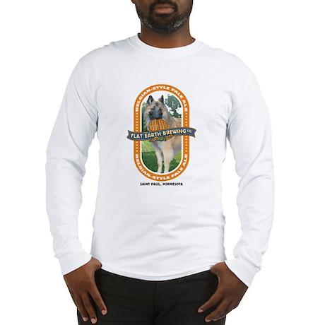 Flat Earth Belgian Pale Ale Long Sleeve T-Shirt