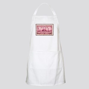 Gen's Sherman, US Grant and P BBQ Apron