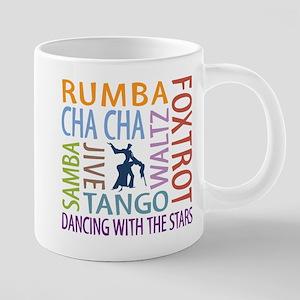Ballroom Dancing DTWS Mugs