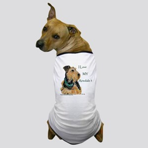 Love my Airedale Dog T-Shirt