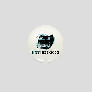 Hunter S Thompson Mini Button