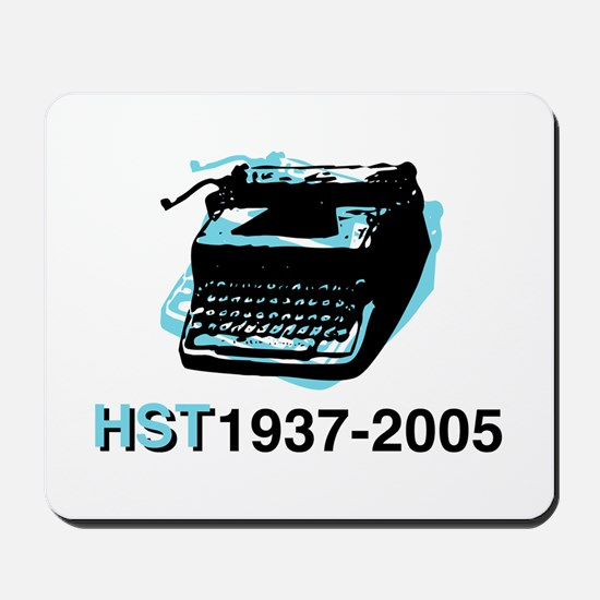 Hunter S Thompson Mousepad