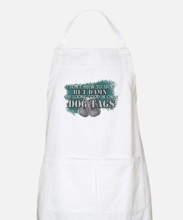 I don't mean to brag but... BBQ Apron