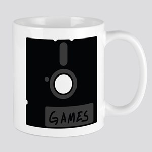 floppy disc games Mug