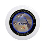 Charlie Rock OIF Ornament (Round)