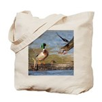 Mallard Flight Tote Bag