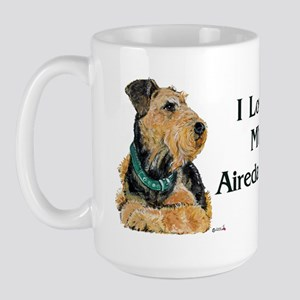 I love My Airedale!!!