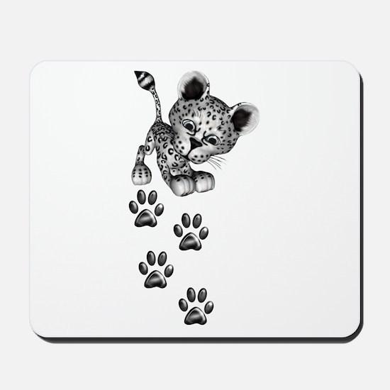 Making Tracks! Mousepad