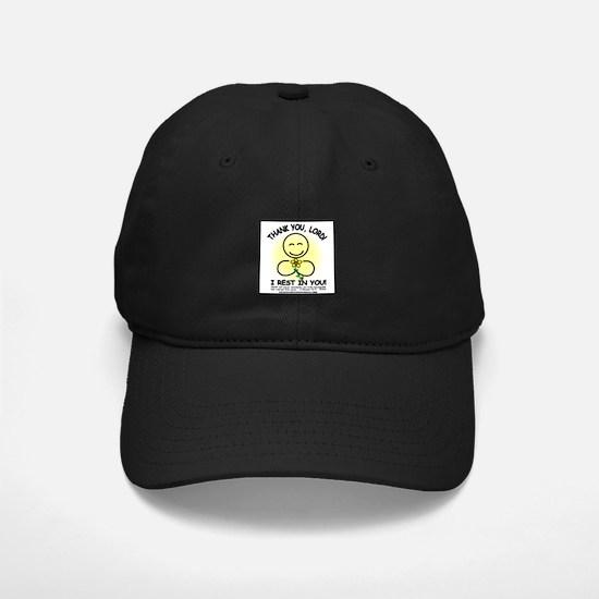 I REST IN YOU Baseball Hat