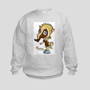 Baby Anteater Kids Sweatshirt