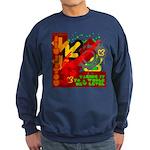 Taking It To A Whole New Level BJJ sweatshirt
