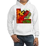 Jiu Jitsu hooded shirt - a whole new level (1)
