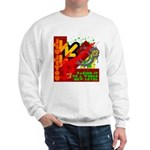 Brazilian Jiu Jitsu Sweatshirt - Whole New Level 1
