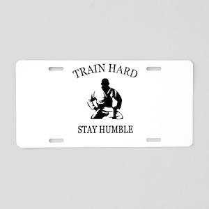 brazilian jiu jitsu T Shirt Aluminum License Plate