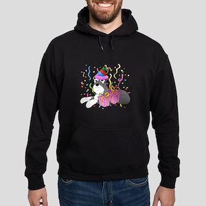 Schnauzer Hoodie (dark)