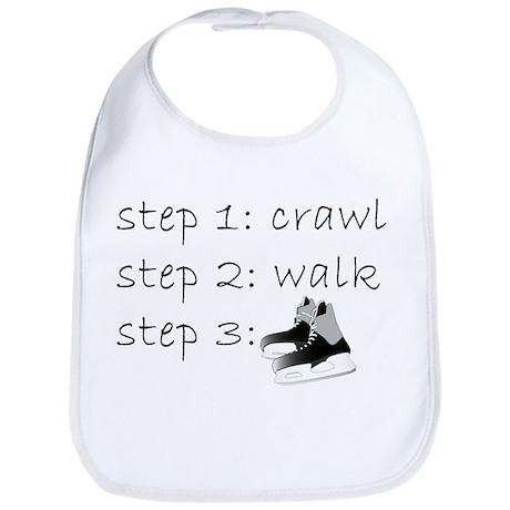 Step 3: Skate Bib
