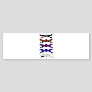 brazilian jiu jitsu T Shirt Bumper Sticker