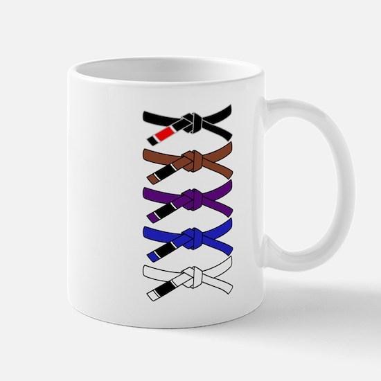 brazilian jiu jitsu T Shirt Mugs