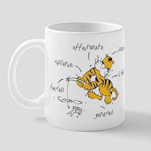 Chinese Birth Sign - Tiger - Mug