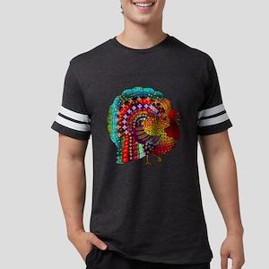 Thanksgiving Jeweled Turkey T-Shirt