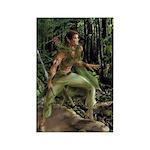 Fantasy Art Rectangle Magnet (100 pack)