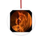 Fantasy Art Ornament (Round)