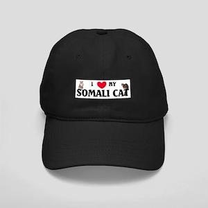 I love my Somali Cat Cap