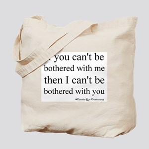 Bothersome Tote Bag
