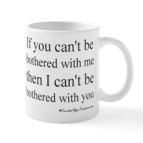 Bothersome Mug