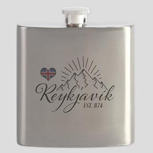 Reykjavik Flask