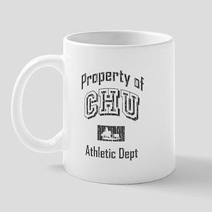CHU Athletic Department Mug
