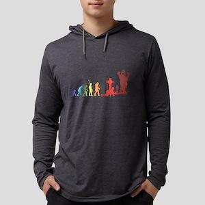 Ghost Hunter Mens Hooded Shirt