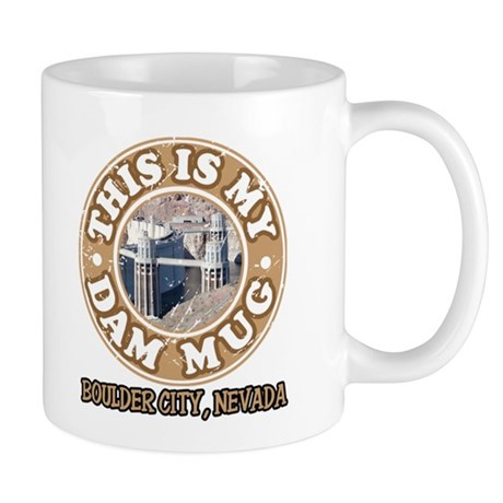 Hoover Dam Mug Mugs