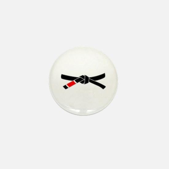 brazilian jiu jitsu T Shirt Mini Button
