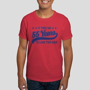 55th Birthday Dark T-Shirt